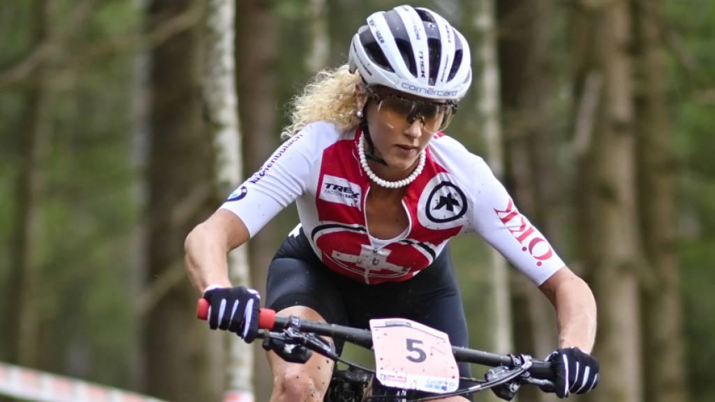 Rückschlag für Ostschweizer Mountainbikerin Jolanda Neff
