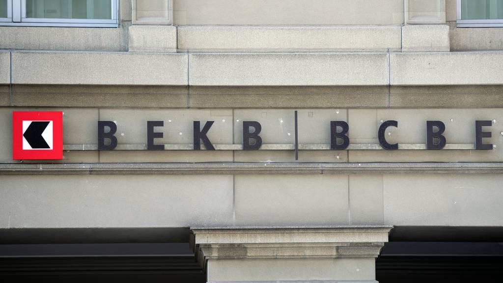 Berner Kantonalbank einigt sich mit Deutscher Justiz