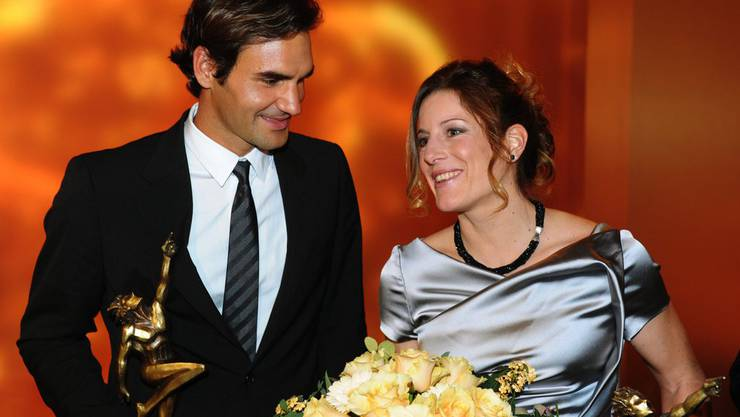 Roger Federer und Nicola Spirig: Sportler und Sportlerin des Jahres