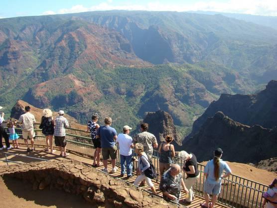 Grand Canyon-Ein 'must-see' für Touristen in Arizona