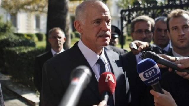 Papandreou setzt auf Koalitionsverhandlungen