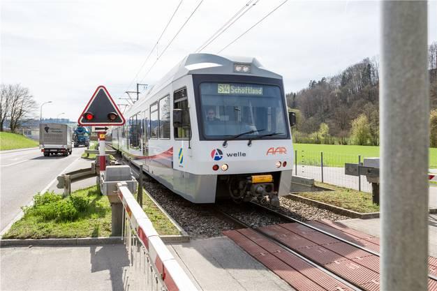 Die WSB wird Teil der Aargauer Bahn.