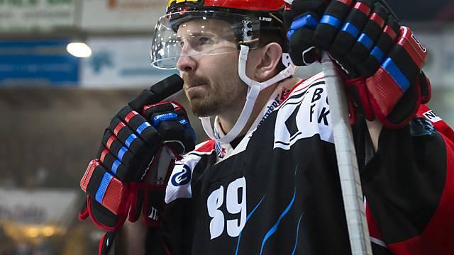 Fribourg muss für längere Zeit auf Andrej Bykow verzichten