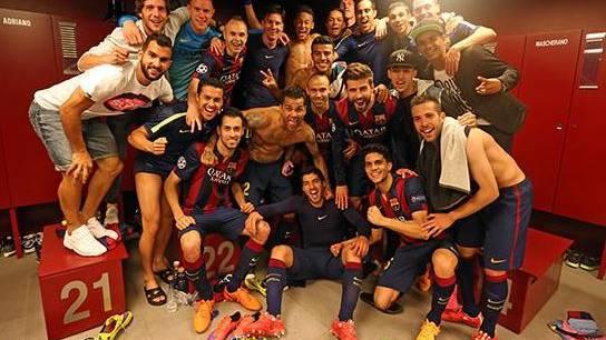 Barcelona mit einem 3:0 gegen Bayern