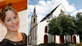 Die Organistin der Peterskirche Babette Mondry wurde rausgeschmissen