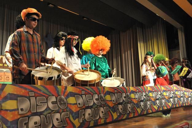 TPCB Jungi Garde mit Mamma Mia.