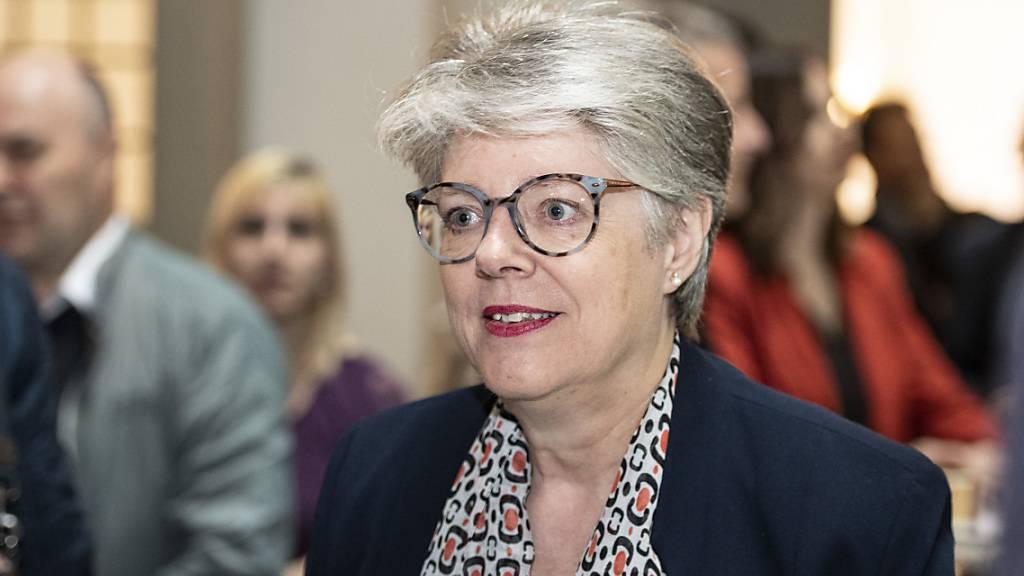 Die Luzerner Kantonsrätin Angela Lüthold (SVP) hat vergeblich vom Regierungsrat Tempo gefordert. (Archivaufnahme)