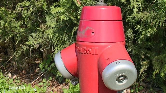 Diebe sabotierten über 100 Hydranten
