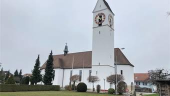 Frisches Outfit: Die katholische Kirche in Kappel.