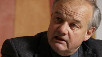 Christian Wanner will keine erneute Steuergesetzrevision.  Chris Iseli/az