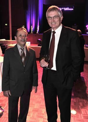Roland Igersheim und Walter Schneider
