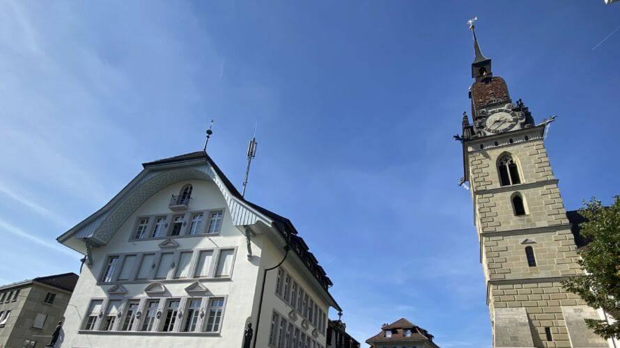 Kirchturm Zofingen