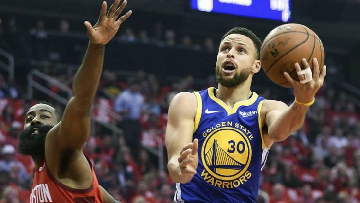 Immer mehr Chinesen schauen sich die Spiele der NBA an.