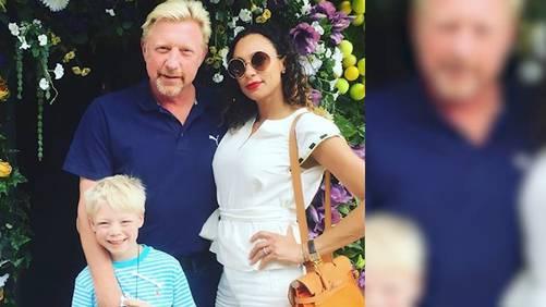 Boris Becker und seine Ehefrau Lilly trennen sich
