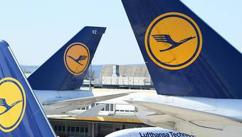 Lufthansa baut wegen Corona ab - Flottenanpassung auch bei Swiss (Archiv)