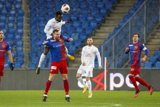 Der FC Basel verliert zum Jahresauftakt gegen den FCZ deutlich 1:4.