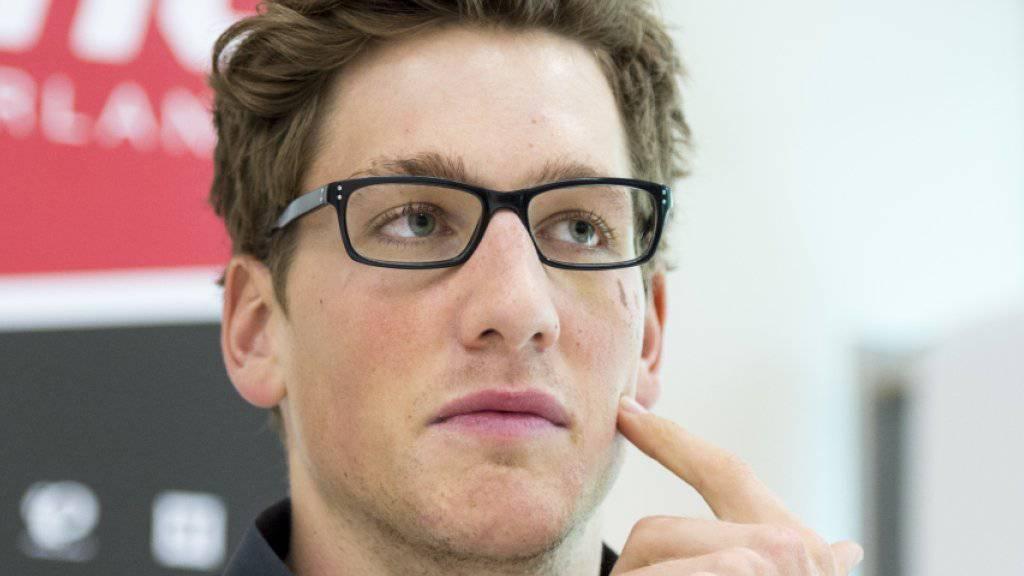 Stefan Küng steht in seinem dritten Vertragsjahr mit dem amerikanisch-schweizerischen BMC-Team