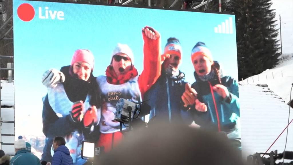 Aufatmen bei Swiss-Ski: Lauberhorn-Rennen finden trotz hohen Corona-Fallzahlen statt