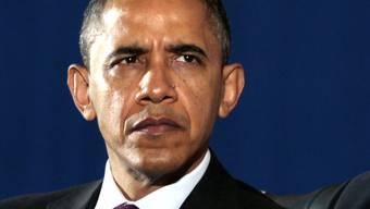 Barack Obama erhöht den Druck auf die Republikaner (Archiv)
