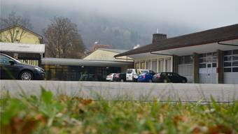 In einer Notlage sollen in den MWD-Hallen bis zu 550 Asylsuchende untergebracht werden können.