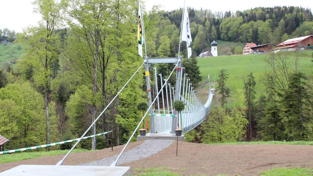 «Die Hängebrücke ist eine riesige Freude»