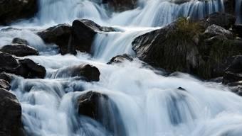 Wasserrauschen soll auf Frauen sehr beruhigend wirken