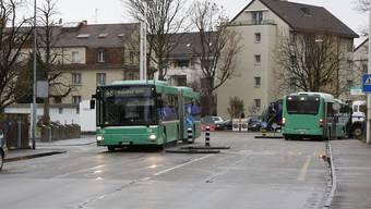 Allschwil profitiert vom öV-Leistungsauftrag: Die Buslinien 33, 38 und 48 werden ausgebaut.