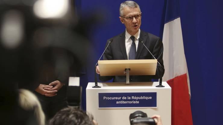 Nach Angaben von Staatsanwalt Jean-François Ricard hat der Angreifer, der im Pariser Polizeipräsidium vier Menschen tötete, eine radikale Sichtweise des Islams vertreten.