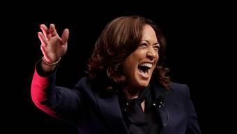 Kamala Harris aus Kalifornien gilt als Kronfavoritin für das hohe Amt.