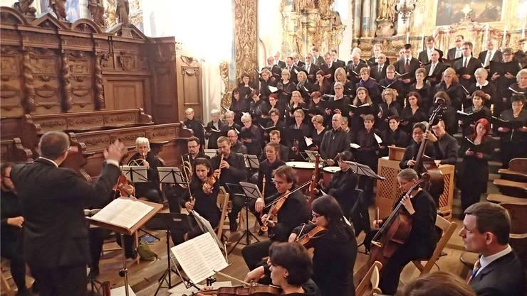 Der Kirchenchor Muri betritt an Pfingsten musikalisches Neuland.