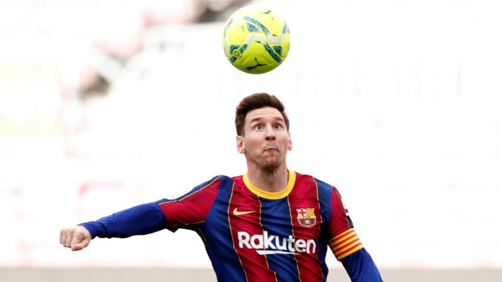 Barça gibt Spieler ab, um Messi zu halten