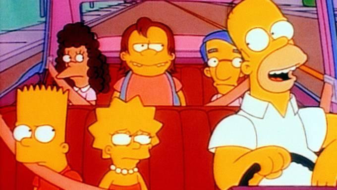 Homer auf Tournee