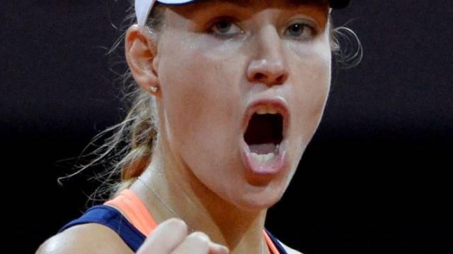 Angelique Kerber gewinnt Turnier in Stuttgart