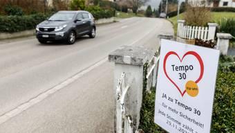 Eine klare Mehrheit in Lohn-Ammannsegg beurteilt die Verkehrssicherheit im Dorf positiv.