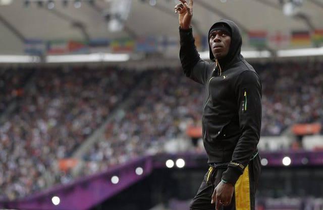 """""""Ich bin noch zu haben"""": Sprint-Legende Usain Bolt (Archiv)"""
