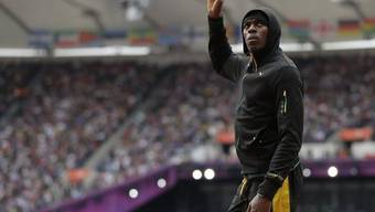 Usain Bolt: «Ich wiederhole. Ich bin eine Legende»