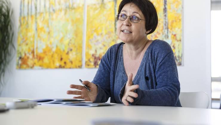 Ida Boos, Geschäftsleiterin Pro Senectute Kanton Solothurn.