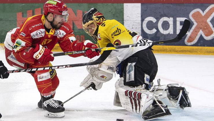 Der SC Bern und der EHC Biel duellieren sich in einer packenden Serie um die Final-Teilnahme.