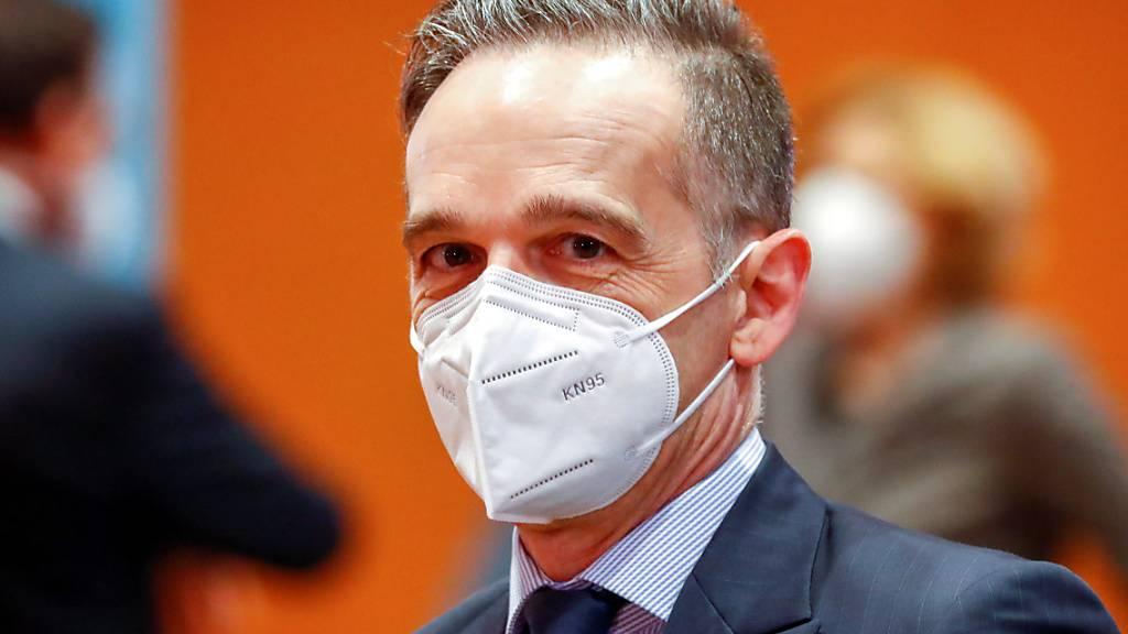 Maas ruft Europaratsstaaten zur Umsetzung von Gerichtsurteilen auf
