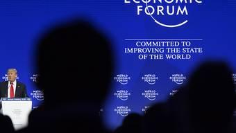 Russland droht mit dem Boykott des Weltwirtschaftsforums in Davos. (Archiv)