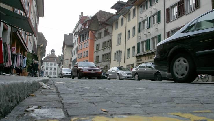 Das Parkreglement bleibt wie es ist. az-archiv