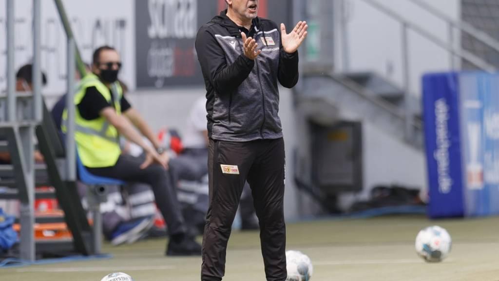 Urs Fischer schmerzt die deutliche Niederlage von Union Berlin bei Hoffenheim kaum