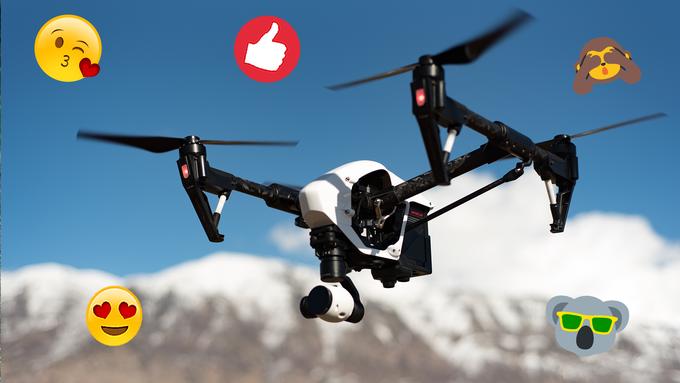 Drohne Good News