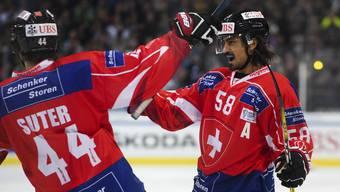 Spengler Cup Schweizer Nati gewinnt