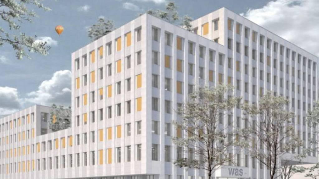 So wird das neue Luzerner Sozialversicherungszentrum aussehen