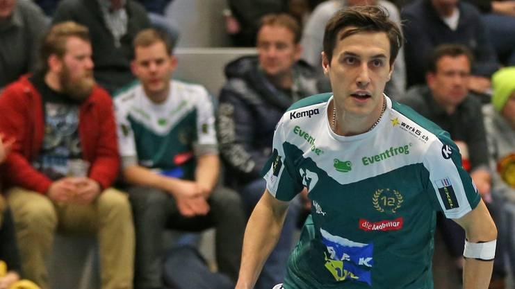 Marco Rentsch war mit fünf Skorerpunkten überragend.