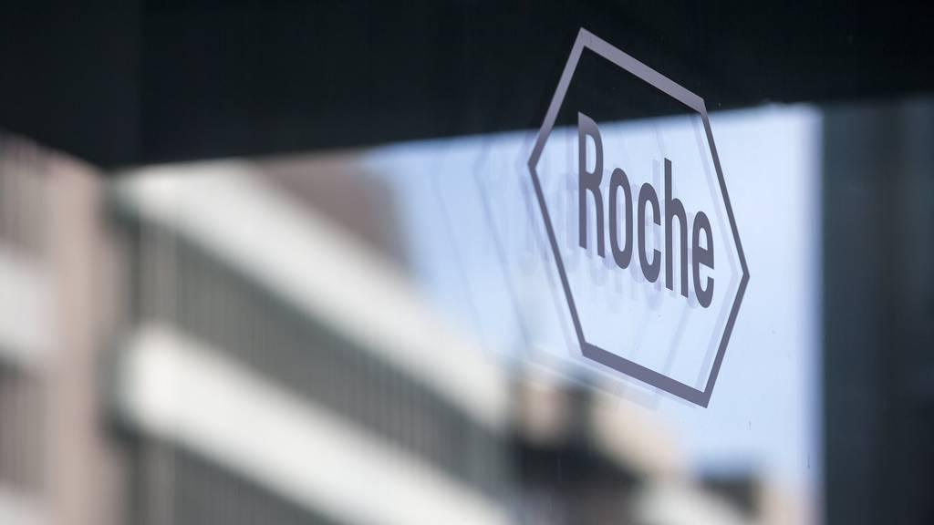 Der Pharmakontern Roche kann in den USA einen kombinierten Corona- und Grippetest lancieren. (Symbolbild)