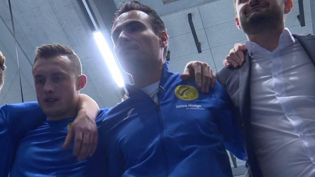 Futsal Minerva und seine Portugiesen