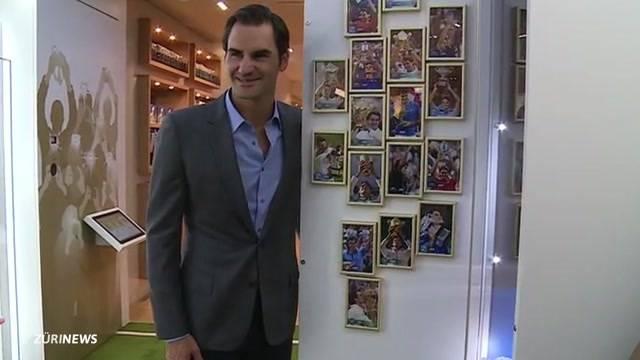 Federer bekommt eigenen Walk of Fame