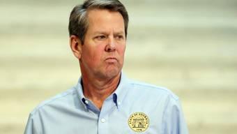 Brian Kemp ist der Regierungschef des Bundesstaates Georgia.